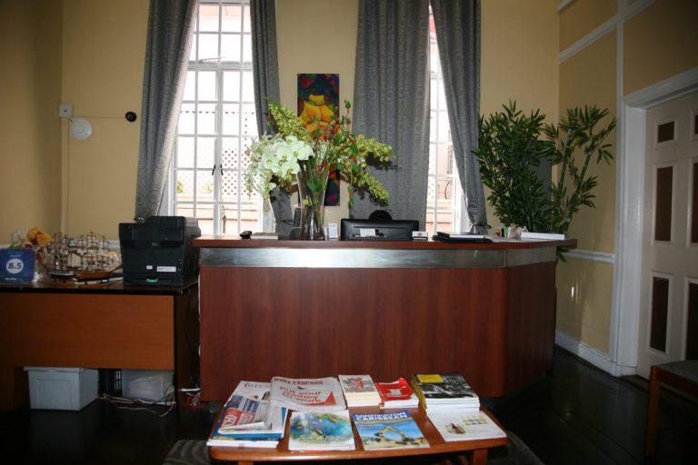Innat 87 Front Desk